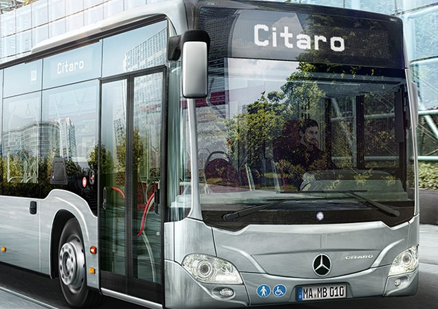 Автобус MERCEDES